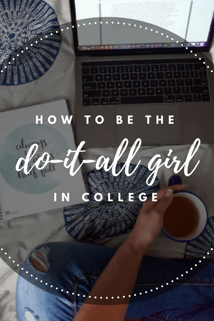 "Wondering how you're ever going to manage to ""do-it-all"" in college! Read on for my tips and a complete Erin Condren Life Planner review!"