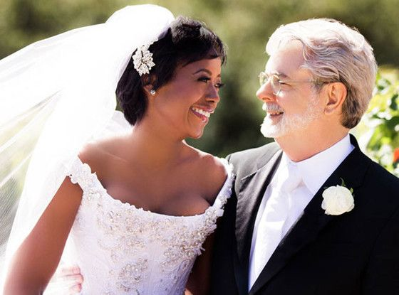 George Lucas  and  Mellody Hobson married June 22, 2013 at Skywalker Ranch. Here are 5 Things to know about Mellody Hobson. via Eonline.com
