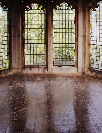 If only the windows could talk... who looked out of them and what is their story?