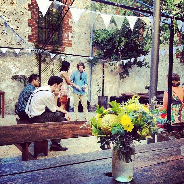 """@botanicanaturalis's photo: """"Reception #botanicanaturalis #mooreandmoorecafe #freowedding"""""""