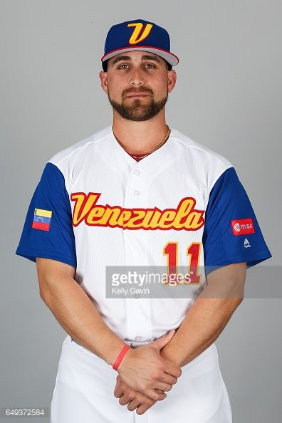 Ender Inciarte of Team Venezuela poses for a headshot for Pool D of the 2017 World Baseball Classic on Tuesday, March 7, 2017 at Surprise Stadium in Surprise, Arizona.