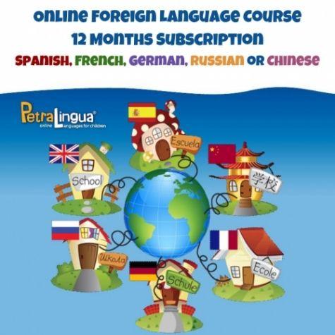 PetraLingua Online Language Courses Only $21.59! (Reg. $48!)