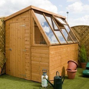 Potting Sheds   Garden Sheds And Summerhouses