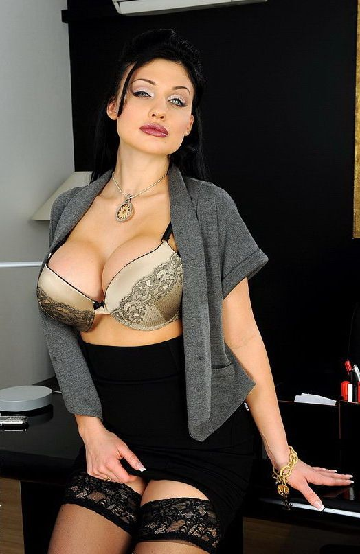 Sexy busty glamour videos