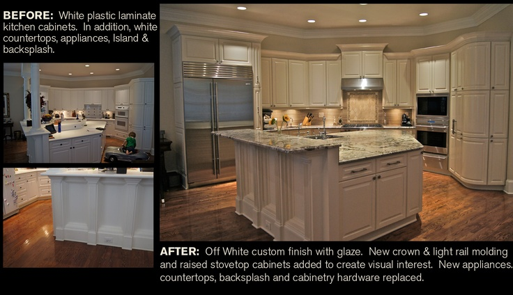 229 best images about ccff kitchen before afters on for Plastic laminate kitchen cabinets