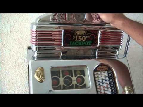 Jennings Sun Chief antique slot machine for sale