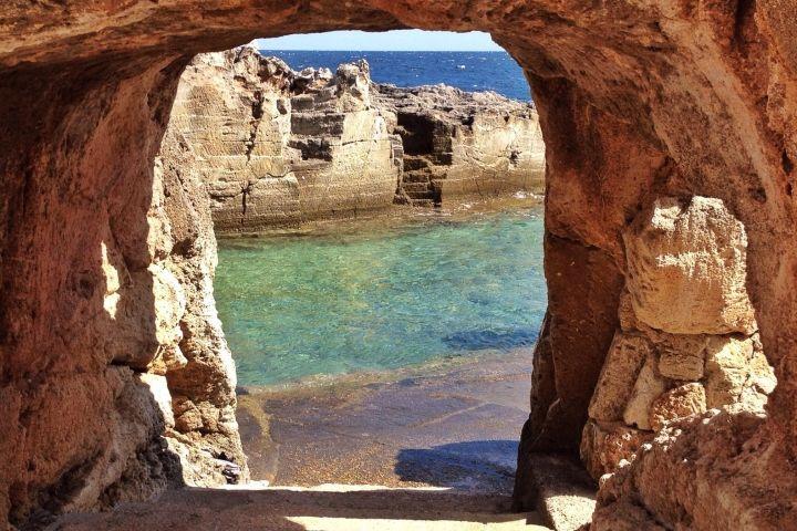 Il mare della Puglia - Marina Serra