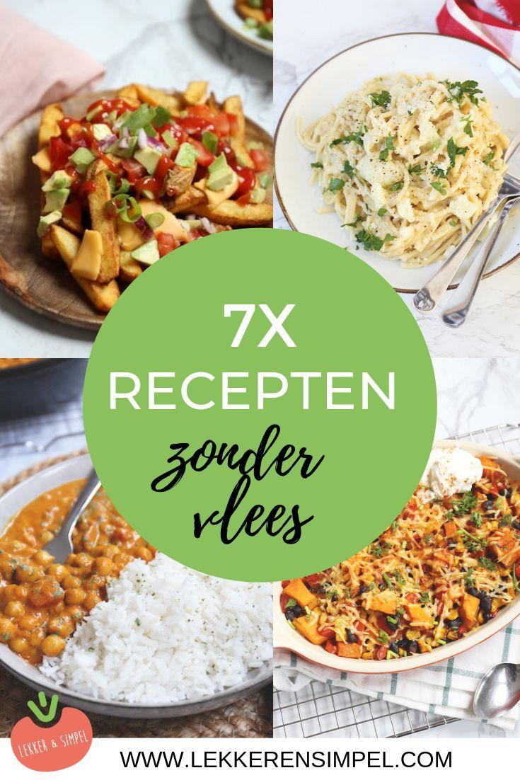 Ongekend 7x recepten zonder vlees (met afbeeldingen)   Vegetarische NL-61