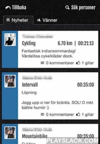 FunBeat  Android App - playslack.com , Den officiella Android-appen som kopplar till Sveriges största träningssajt FunBeat.- Otaliga träningsformer.- Full integration med FunBeat. - Dela och jämför din träning med vänner. - Enkelt och tydligt gränssnitt.- Logga in med Facebook-konto.- Lägg upp och följ din vikt. - Vilopuls och kommentar.- (BETA) Spela in dina löparpass, cykling mm med telefonens GPS-funktion.