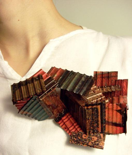 Yung-huei Chao - rooftop series brooch(es)