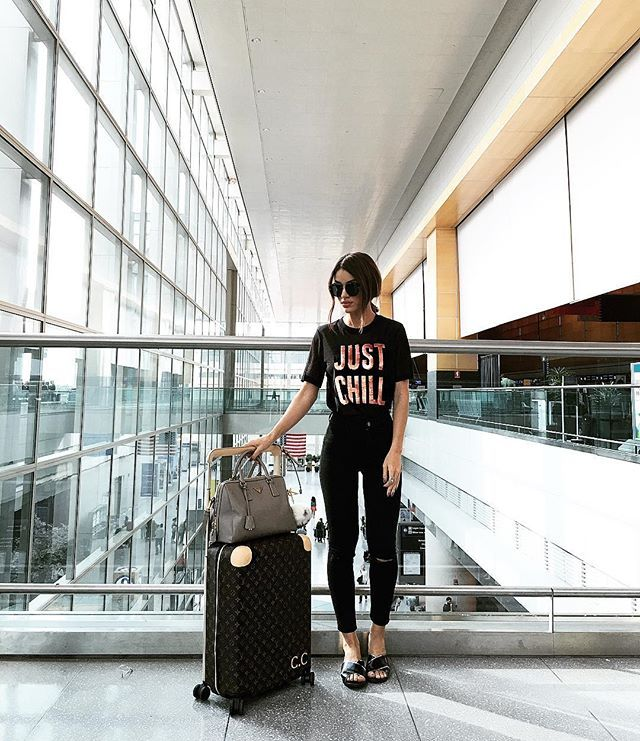Just CHILL✌ #airport #travel  #aerolook