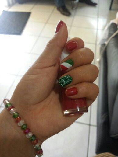 Mexican nails!!!