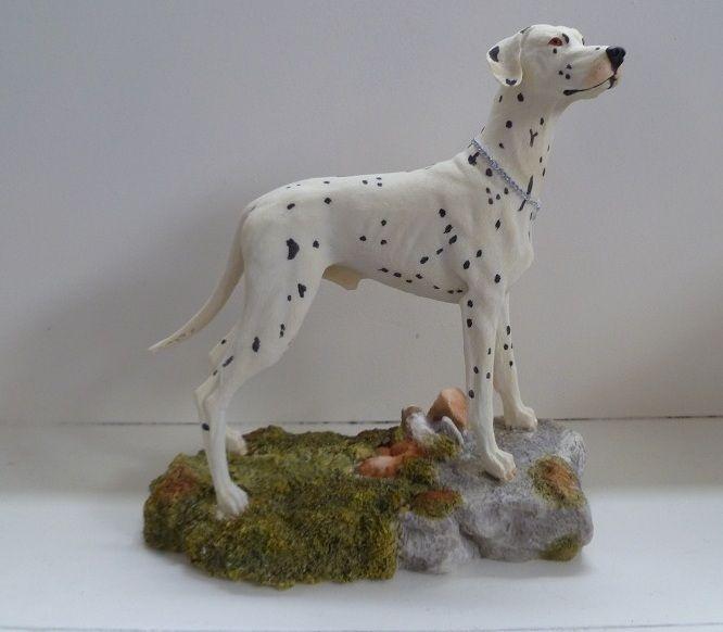 Hondenbeeldje Dalmatier