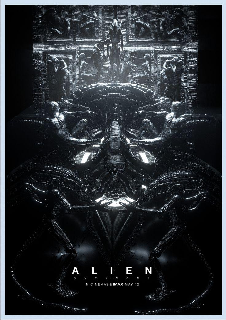 ArtStation - Alien Covenant — Fanart, Federico Pelat