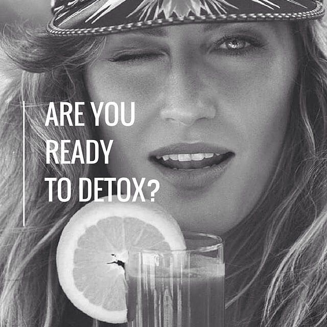 Are you ready to DETOX? We've got you covered! #detox #tea