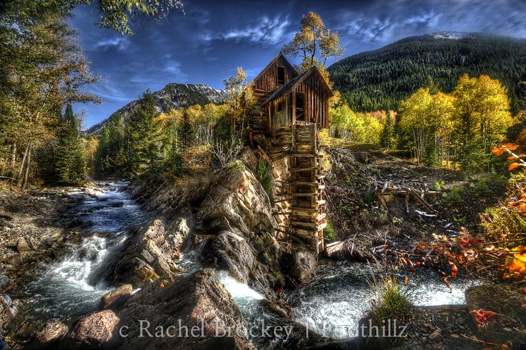Crystal Creek Mill Marble Colorado Colorado