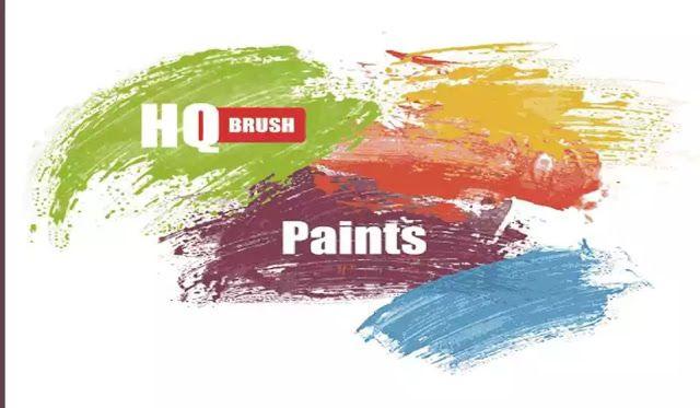 ملحقات فوتشوب فرشاة الرسم الزيتي لبرنامج فوتوشوب Paint Brush For Photoshop Painting Paint Brushes Photoshop