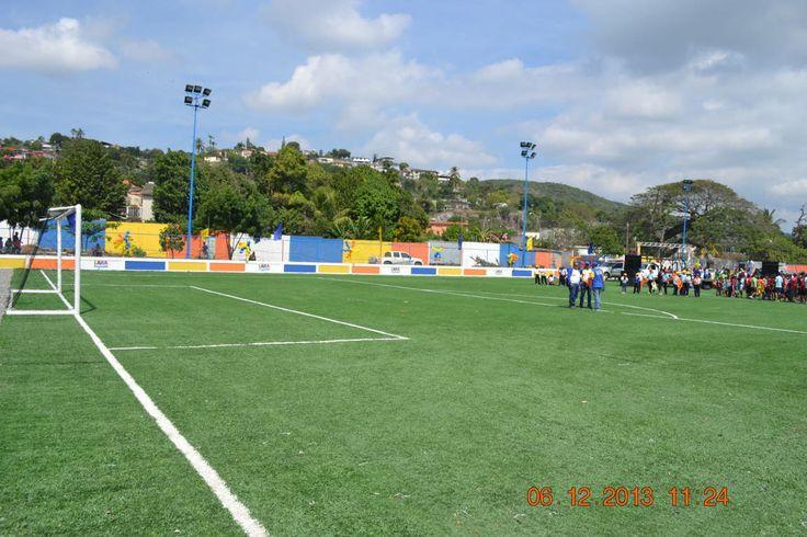 Estadio de fútbol de Santa Rosa
