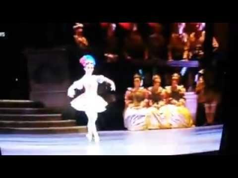 Swan lake (Hung.Nat.Ballet) - Neapolitan dance, solo