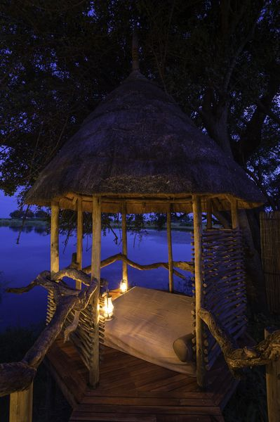 #Romance, privacy and intimate moments at #KingsPool Camp, the perfect #honeymoon destination in #Botswana #Africa  #luxurysafaris #authenticktravel