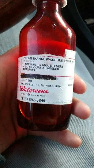 Promethazine Codeine Uses