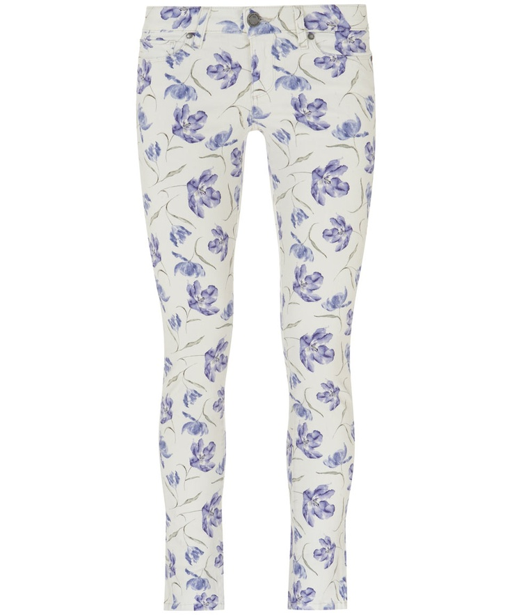 Paige, Sophie Alice Liberty Print Skyline Ankle Peg Jeans: Alice Liberty, Liberty Prints, Ankle Peg, Prints Skyline, Skinny Jeans, Peg Jeans, Closet, Floral Pants, Floral Jeans