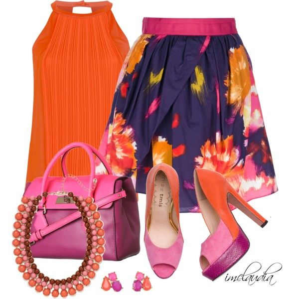 Eggs Skirt by imclaudia-1 on Polyvore featuring мода, Blumarine, Eggs, Kate Spade and BaubleBar