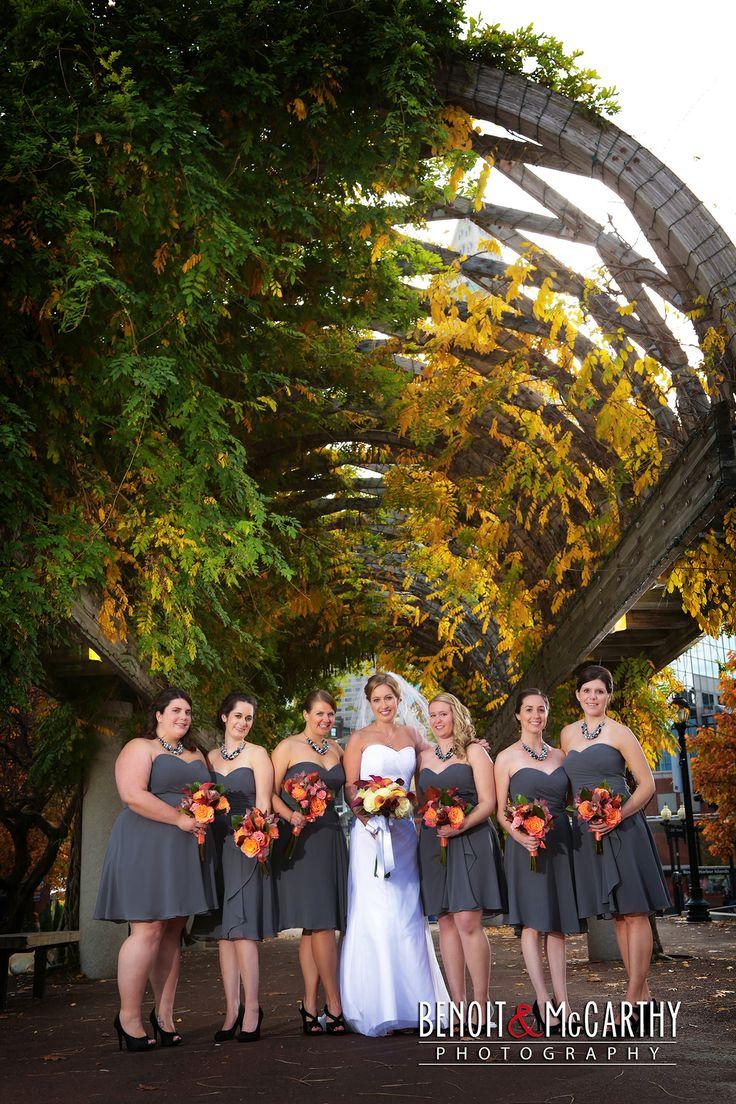 Boston wharf wedding