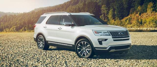 2020 Ford Explorer To Get St And Hybrid Versions Ford Explorer