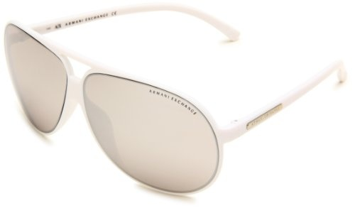 83e6070066818 Armani Exchange Ax213 s Aviator Sunglasses