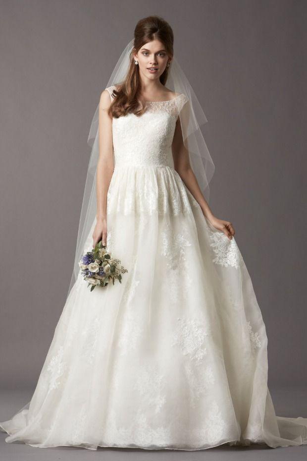 Watters wedding dress 2014