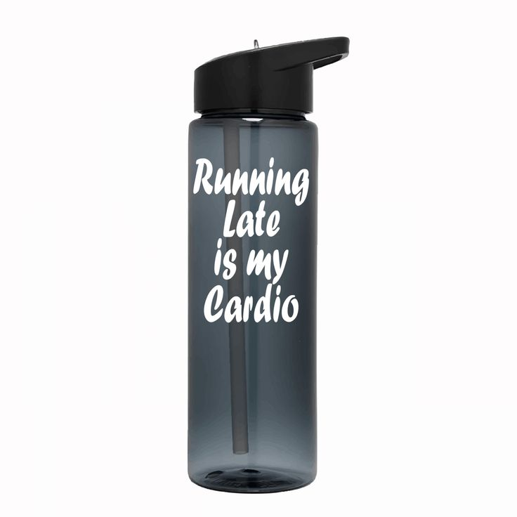 Funny tumbler cup.  Funny gym water bottle. Running late is my cardio. Fast…