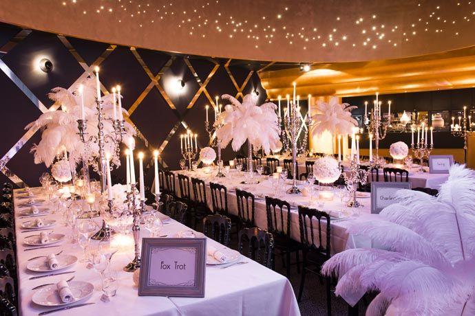 1000 id es sur le th me gatsby sur pinterest f te des ann es 20 mariages e - Decoration annees 30 ...