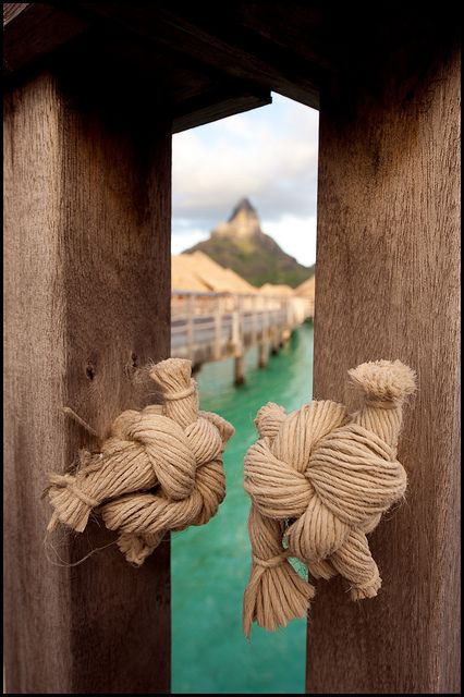 Rope Knot Door Knobs
