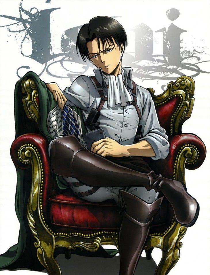 Levi (Shingeki no Kyojin) protagonizará la portada de la revista femenina Frau