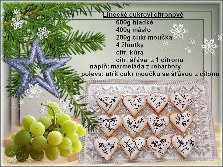 10 rôznych druhov vianočného pečiva od Jindřišky Šimůnkovej    /2/