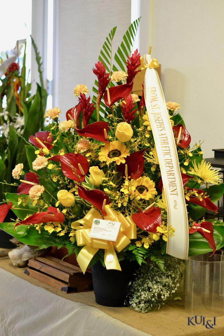 83 best sympathy flower arrangements images on pinterest for Lucernari di hawaii llc