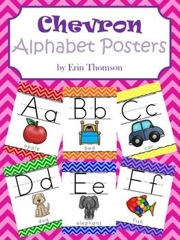 This packet contains 34 alphabet letters with pictures and words.Includes long and short vowels and soft and hard c, g, and x.Pictures include:appleacornbedcarcircusdogelephanteaglefishgirlgiraffehouseiglooicejamkeylionmousenestoctopusoverallspencilqueenrainsnaketreeumbrellaunicornvinewhalex-rayfoxyarnzebraAlso included is one sheet containing all the alphabet posters.