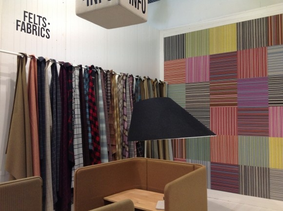 greetings from Stockholm Furniture Fair, booth A35:16 | BuzziSpace
