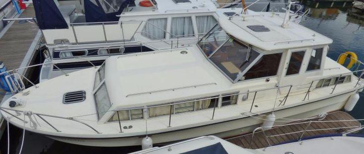 Birchwood 33 GT for sale UK, Birchwood boats for sale, Birchwood used boat sales, Birchwood Motor Boats For Sale 1980 Birchwood 33 GT - Apollo Duck