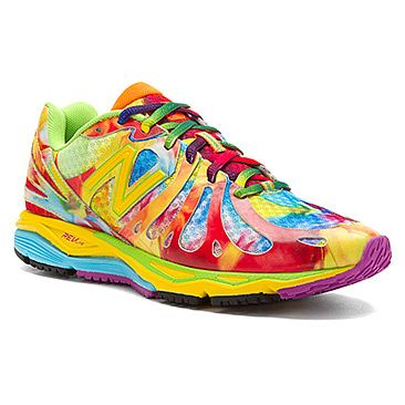 new balance womens tie dye 1400