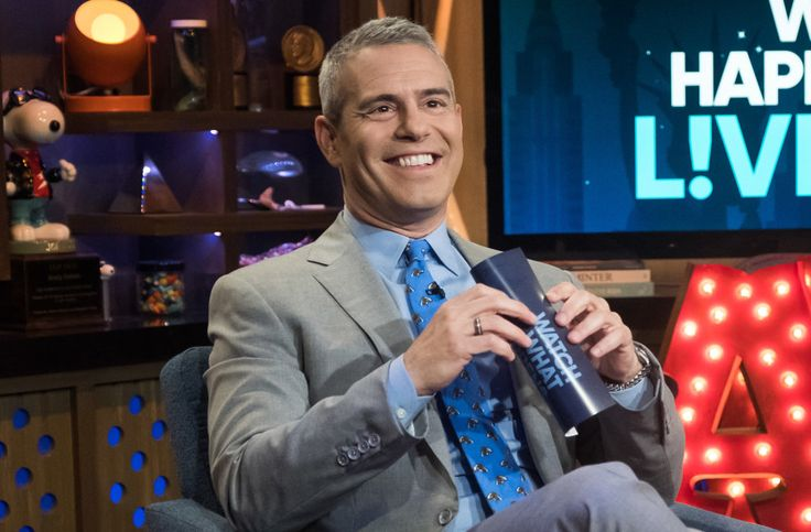 Andy Cohen on the 'Real Housewives of New York' getting political: 'I love that the women took a stand'