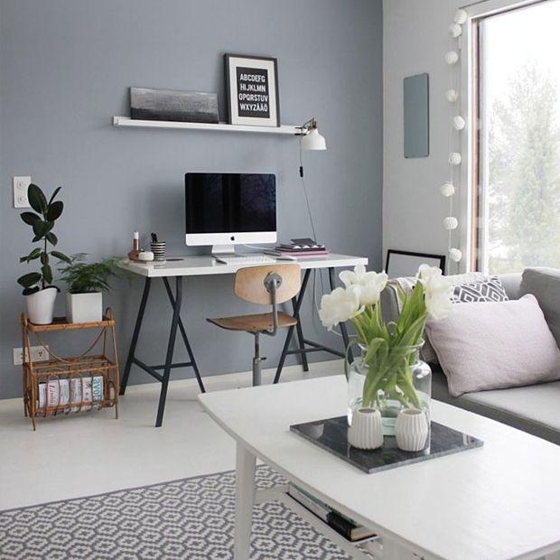 Tendências De Decoração De Interiores 2017: 25+ Melhores Ideias De Azul Acinzentado No Pinterest
