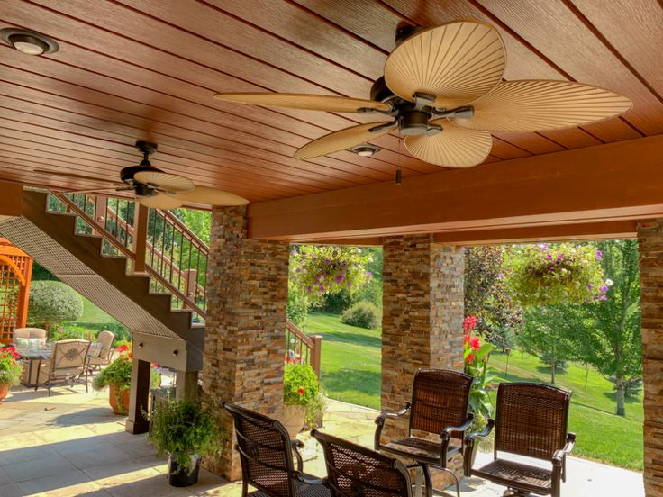 Deck inspiration in 2020 with images under deck