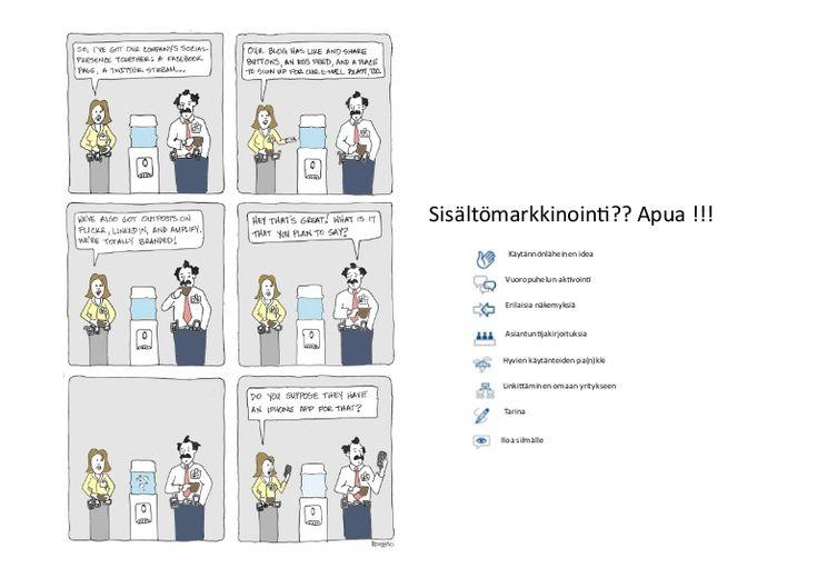 30-ideaa-verkkohuomiooon-somessa by Vesa Ilola via Slideshare