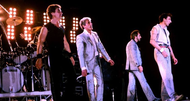 ♥ The Who ♥ with Kenney Jones