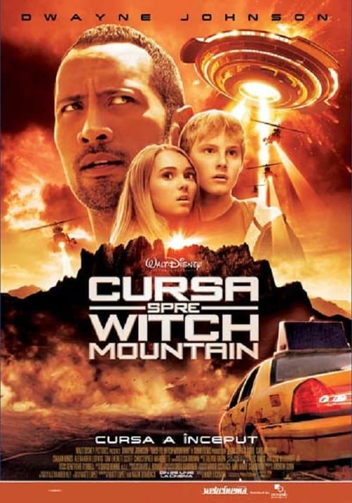 Race to Witch Mountain 【 FuII • Movie • Streaming