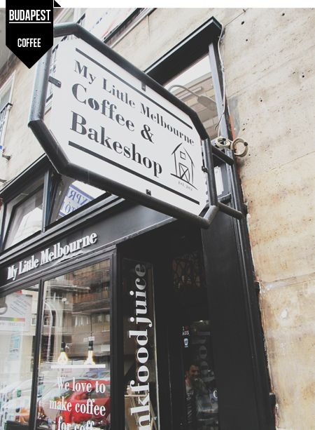 My Little Melbourne Coffee & Bakeshop, Australian Café & Bakery in Budapest - Hungary. (One of the best Café in BP.)
