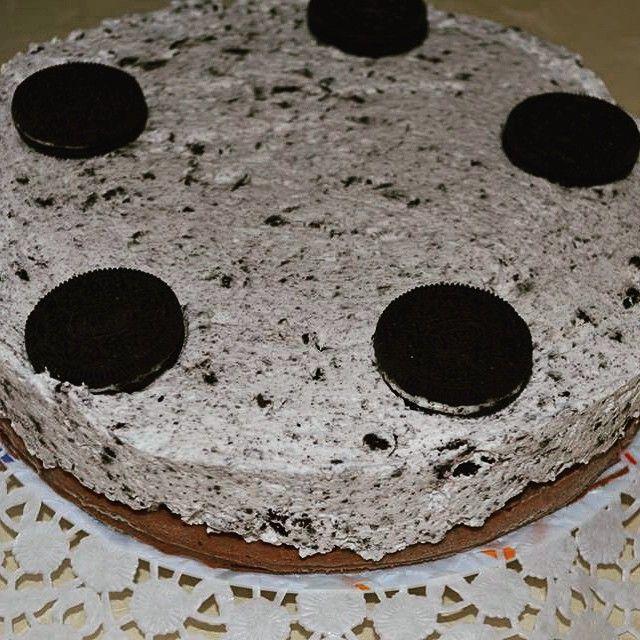 #oreo #cake #loveOreo