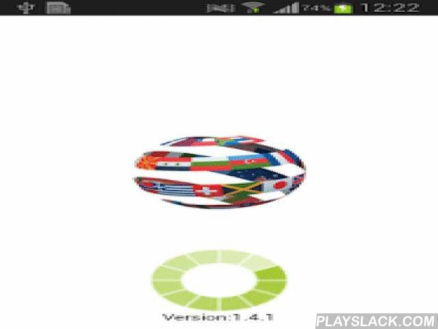 Global Dialer  Android App - playslack.com , Global Dialer is a Mobile VoIP dialer application that allows to make VoIP calls from any of the Android devices and it uses 3G/Edge/Wi-Fi Internet connectivity.It is developed based on the requirements of VoIP Providers business needsFeatures :-It uses SIP protocol based for signaling.Supports G729,PCMU, PCMA codecs.Runs Behind NAT or private IP.User Friendly Interface.Auto Sync of Balance.Real Time Sip status messages.Call History.Address book…